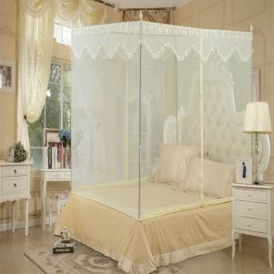 卧室床款式蚊帐