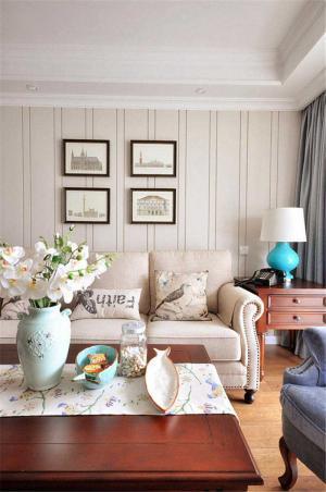 公寓中式客厅家具