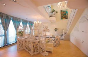 好看的欧式家具茶几图片