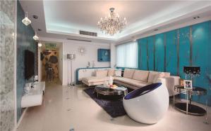 现代客厅茶几设计