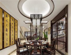 中式新古典风格装修