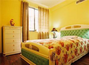 家居家具卧室双人床