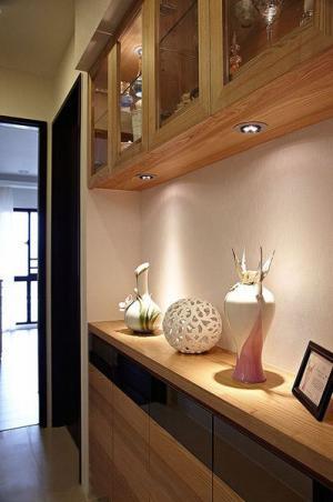 日式装修玄关设计