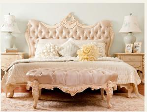 家具床卧室装饰