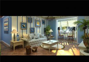 温馨欧式沙发
