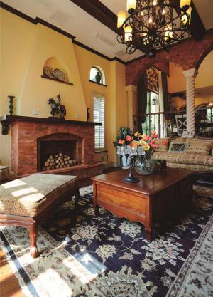 简易客厅沙发图片