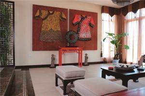 公寓中式茶几图片欣赏