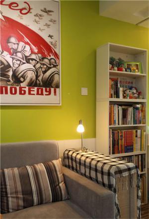 小户型家装样板整体设计