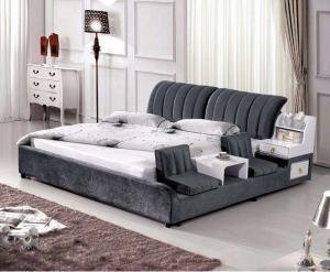 家具床卧室家具