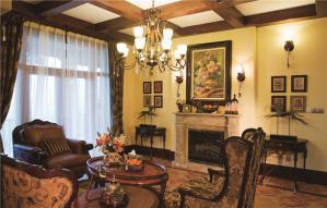 简易客厅沙发