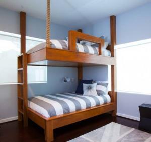 实木上下床卧室床款式