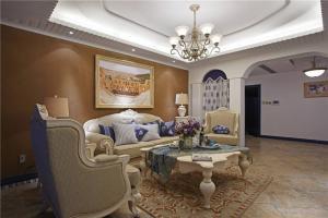 时尚小户型客厅沙发