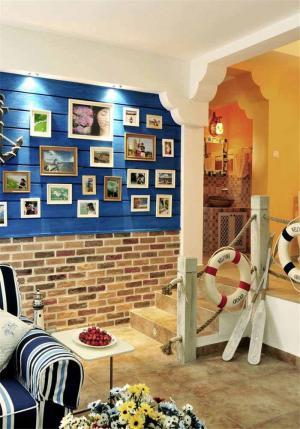 板式美式客厅家具