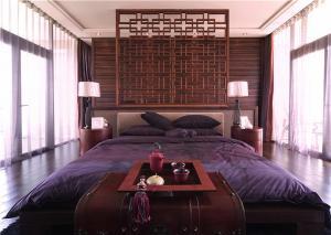 时尚十平米小卧室装修图设计