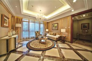 简易现代客厅家具图片