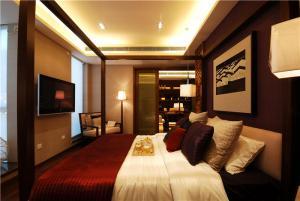 简约次卧室装修设计