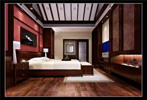 热门卧室布置图片