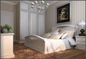 卧室布置图片欣赏