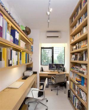 空间利用拐角书桌