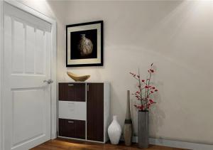 公寓欧式鞋柜图片