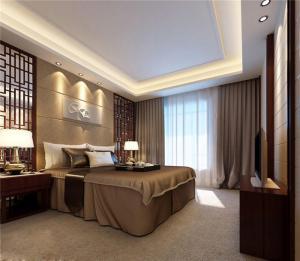创意日式卧室装修图片