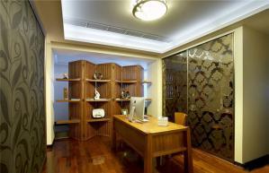 折叠式中式书柜