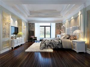 家居卧室布置
