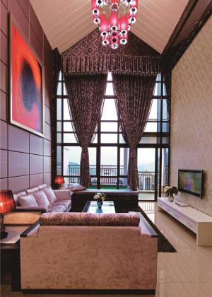 小客厅家具实拍图