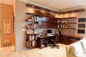简易转角书柜