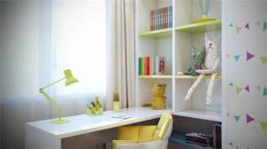 家居实用儿童房书柜
