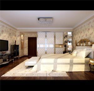 新古典日式卧室装修图片