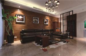 简欧小户型客厅沙发