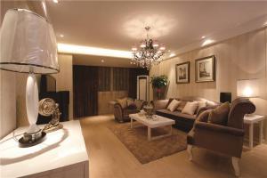 小户型客厅家具组合