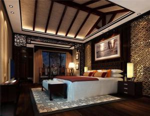 好看的日式卧室装修