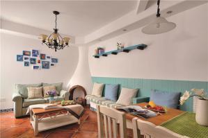创意客厅沙发布局图片