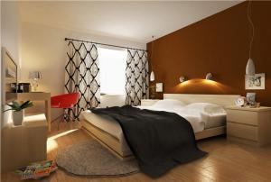 简约日式卧室装修设计