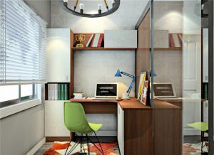 现代多功能拐角书桌