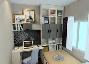 卧室书桌装修设计