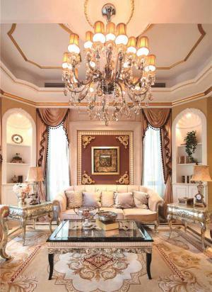 公寓欧式沙发家具图片