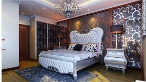 简易家庭卧室装修图片