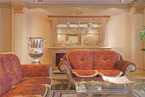 实用的小户型客厅沙发