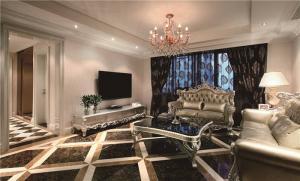 简欧沙发装修设计