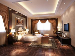 温馨卧室布置图片