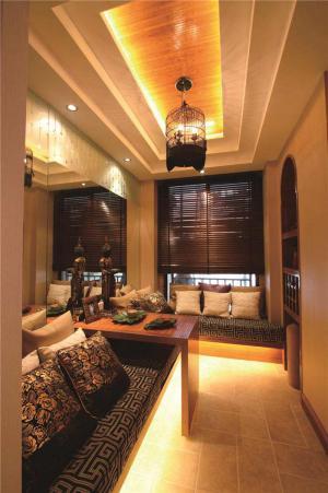 公寓客厅沙发布局图片