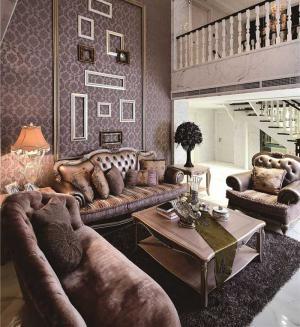 小户型欧式沙发家具图片