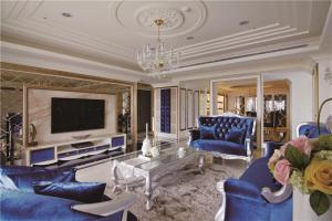 小户型现代客厅家具