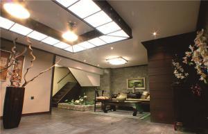 时尚小户型客厅家具图片