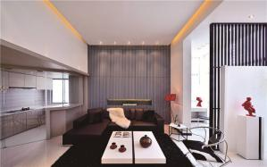 创意新中式客厅家具