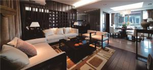 简欧小户型客厅家具图片