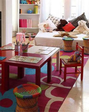 家具儿童学习桌
